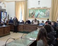 Marino – Primo incontro del Consiglio Comunale Giovani