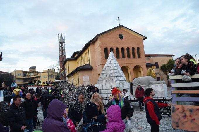 Lariano – Buono l'avvio del Carnevale larianese 2018