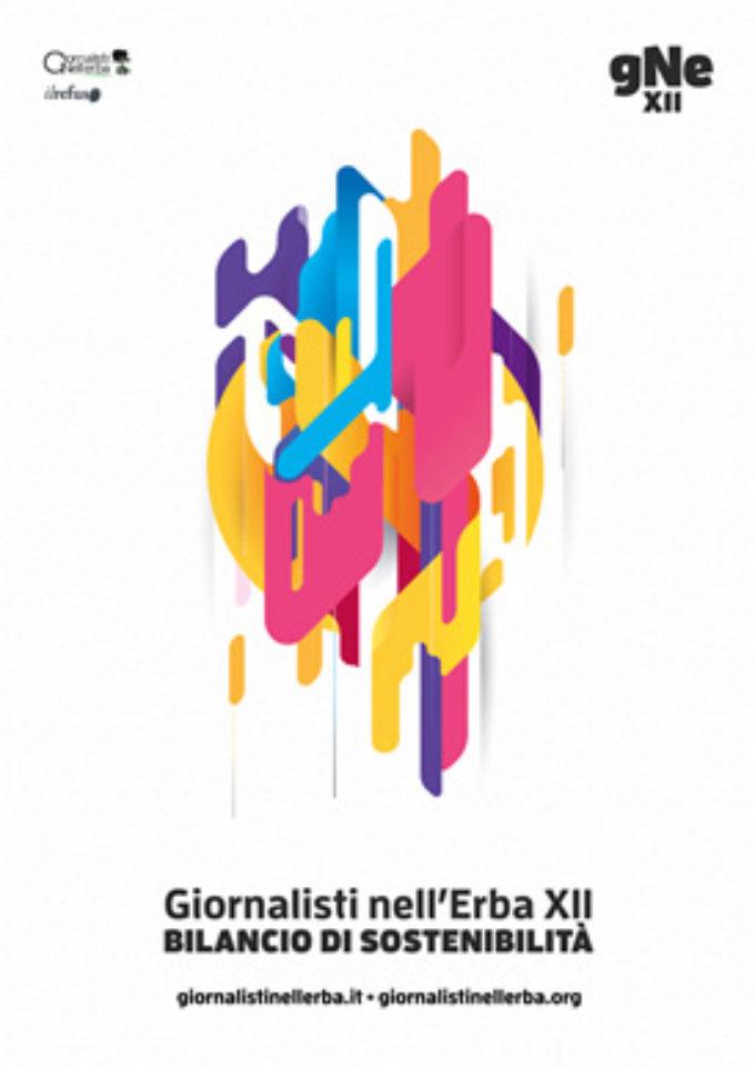 XII PREMIO NAZIONALE E INTERNAZIONALE DI GIORNALISMO AMBIENTALE GIORNALISTI NELL'ERBA
