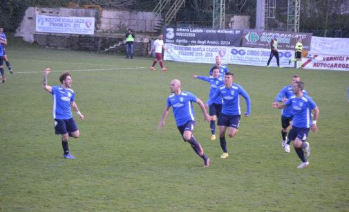 Albalonga calcio (serie D), il 17 porta bene a Nohman: «Che vittoria col Rieti, ora testa alla Coppa»