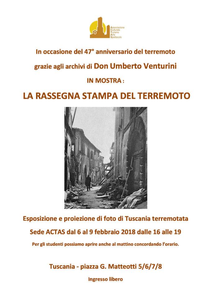 Tuscania – Eventi in programma per questo mese