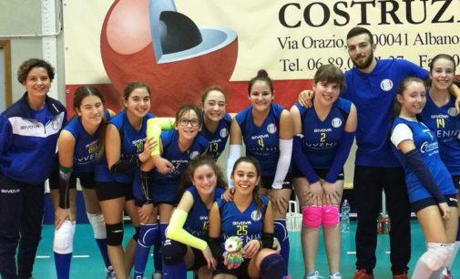 Pallavolo campionato promozionale under 13 femminile