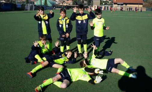 Football Club Frascati, la Scuola calcio s'allarga. Marcelli: «Un gruppo in più alla fase primaverile»