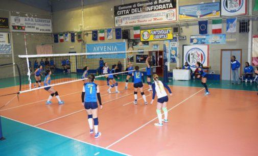 Pallavolo- Campionato regionale serie d femminile 2 giornata di ritorno