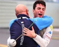 Frascati Scherma, superbo Bianchi: terzo in Cdm. Fondi e Guerra vincono il circuito europeo U23