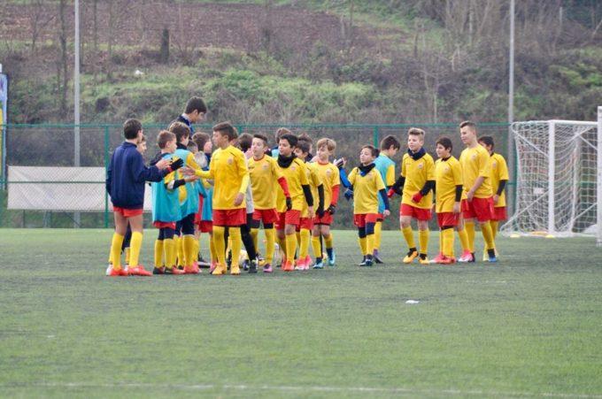 Città di Valmontone, Colonna e la Scuola calcio: «I nostri ragazzi crescono in qualità e numeri»