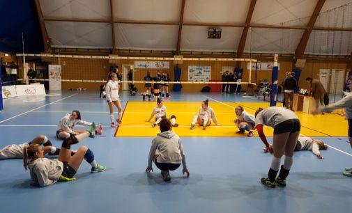 Volley Club Frascati, Liberatoscioli: «L'Under 18 può andare in fondo alla fase provinciale»