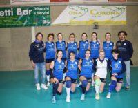 Pallavolo Campionato regionale serie d femminile 3 giornata di ritorno