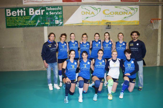 Pallavolo- Coppa Lazio serie d femminile 1 giornata