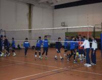 Pallavolo- Campionato regionale serie c maschile 3 giornata ritorno