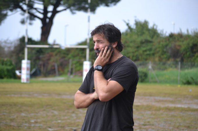 Rugby Frascati Union 1949 (serie C), Caffaratti: «Vittoria importante a Viterbo, giochi aperti»