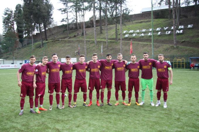 Il Trastevere si piega contro il Lanusei: 0-2 allo Stadium.