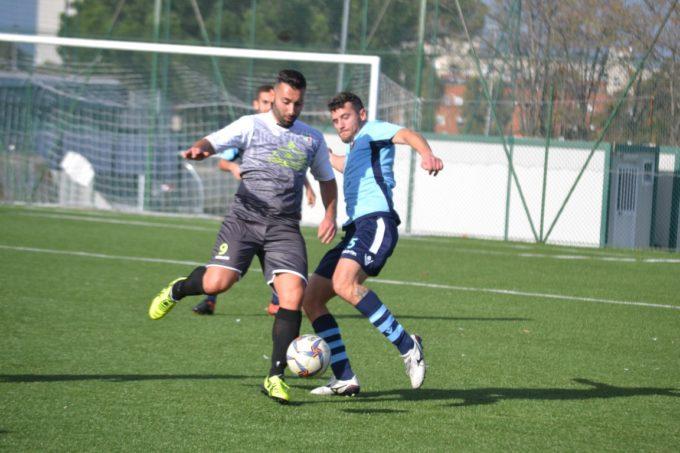 Roma VIII calcio (I cat.), Ale Romozzi: «Giù le mani dal primo posto, lo meritiamo»