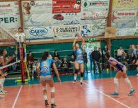 Serie B1: Giovolley, vittoria che va stretta con Arzano