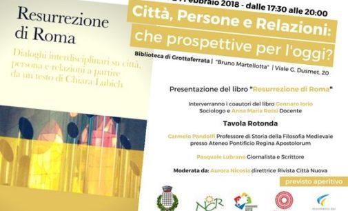 Dialoghi su città e relazioni da un testo di Chiara Lubich