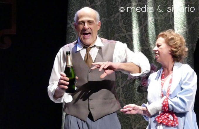 Triestino e Pistoia a teatro e 2 motivi per brindare