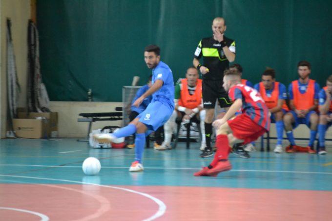 Todis Lido di Ostia Futsal (A2), Renoldi: «Bella vittoria col Bisceglie. Ad Augusta? Mai dire mai»