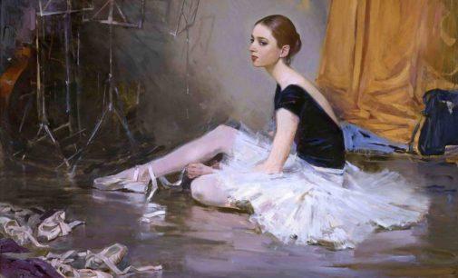 """«Haec est civitas mea» Opere di giovani artisti dell'Accademia """"I.S. Glazunov"""" di Mosca"""
