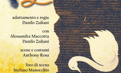 """Teatro Trastevere –  """"il lago dei cigni"""""""