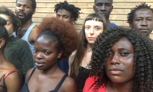 TEATRO IN FUGA 18  un progetto Artestudio su teatro e migranti