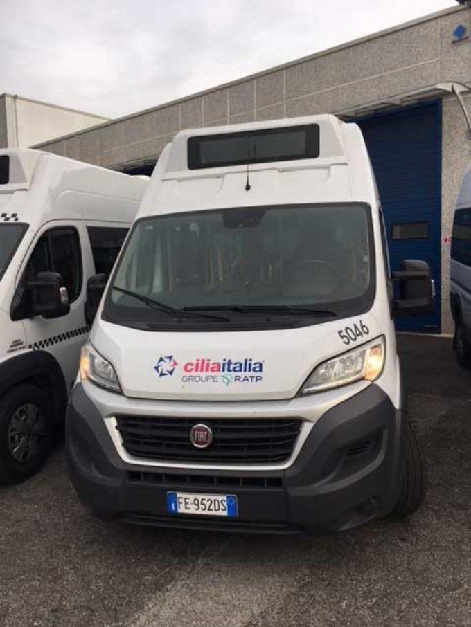 Colonna: Nuovo servizio di Trasporto Pubblico Locale (TPL)