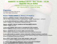 Giovani Violenti – Convegno 14 aprile 2018 – Teatro Villa Sora (Frascati)