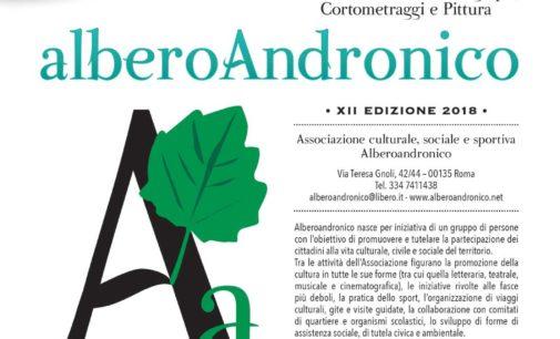 AlberoAndronico – Premio nazionale di Poesia, Narrativa, fotografia, Cortometraggi e Pittura