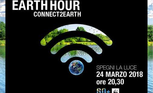 EARTH HOUR – ORA DELLA TERRA SABATO 24 L'OLA DI BUIO DEL WWF FARÀ IL GIRO DEL MONDO