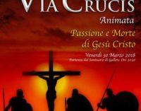 Ariccia:  Venerdì santo torna La Via Crucis Animata, Passione e morte di Gesù Cristo