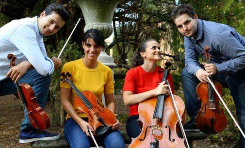 Il Quartetto Guadagnini, premiato dalla critica come miglior giovane ensemble