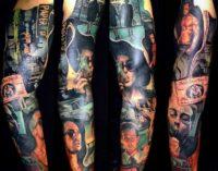 A Treviso i migliori artisti tatuatori d'Italia e del mondo