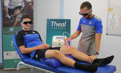 L'élite europea della fisioterapia arriva a Zingonia