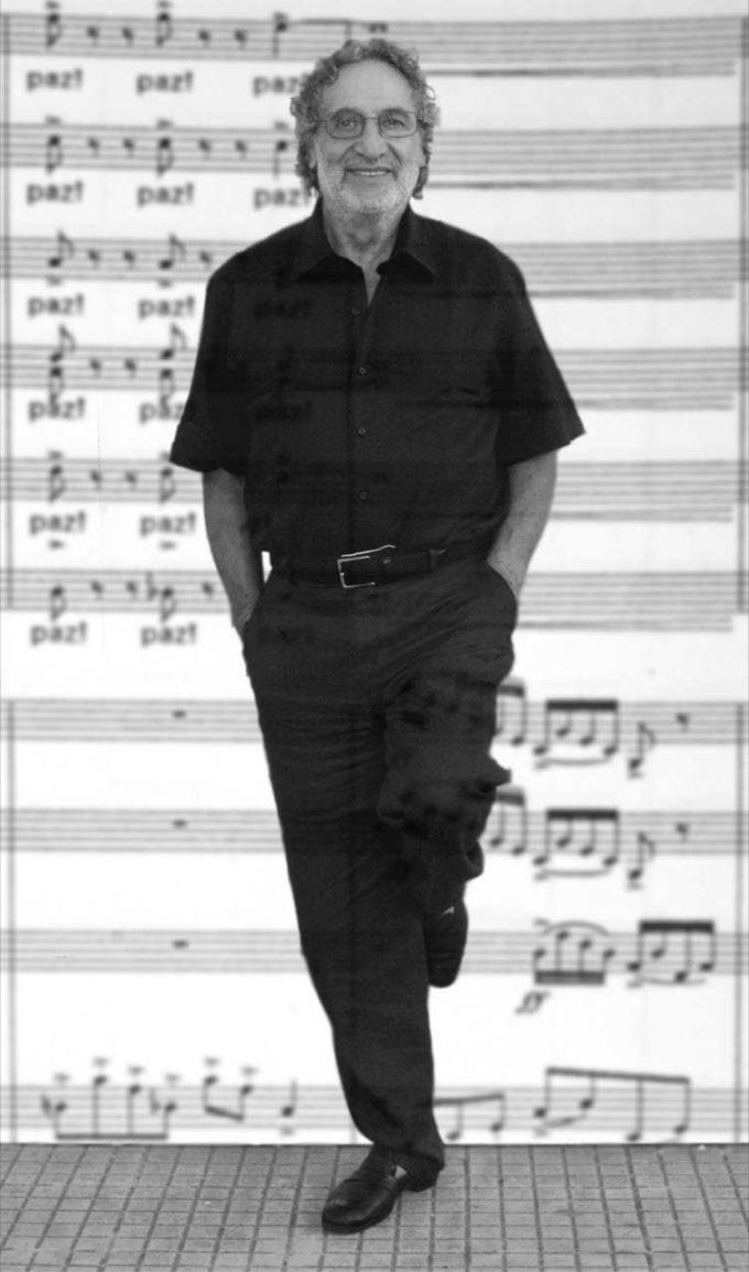 Omaggio a Luis Bacalov