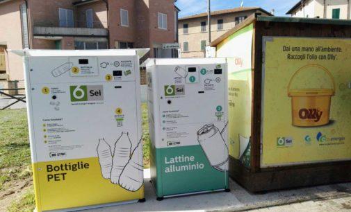 Comune di Monteriggioni – Arrivano i primi eco-compattatori intelligenti