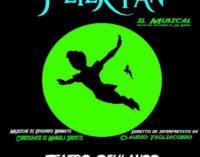 """""""Peter Pan"""" in scena al Teatro Auditorium Giulanco"""