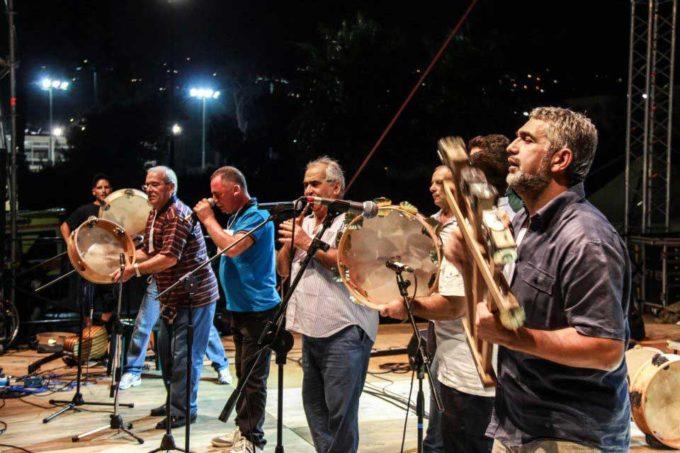 """Per la serie """"Musica dalle Regioni d'Italia"""", canti e balli della Campania"""