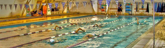 Tc New Country Club Frascati, la novità del nuoto libero assistito. Pirrottina: «E' utile a molti»