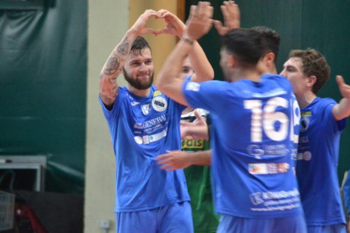 Todis Lido di Ostia Futsal (A2), Gattarelli: «Buon test con l'Augusta in vista dei play off»