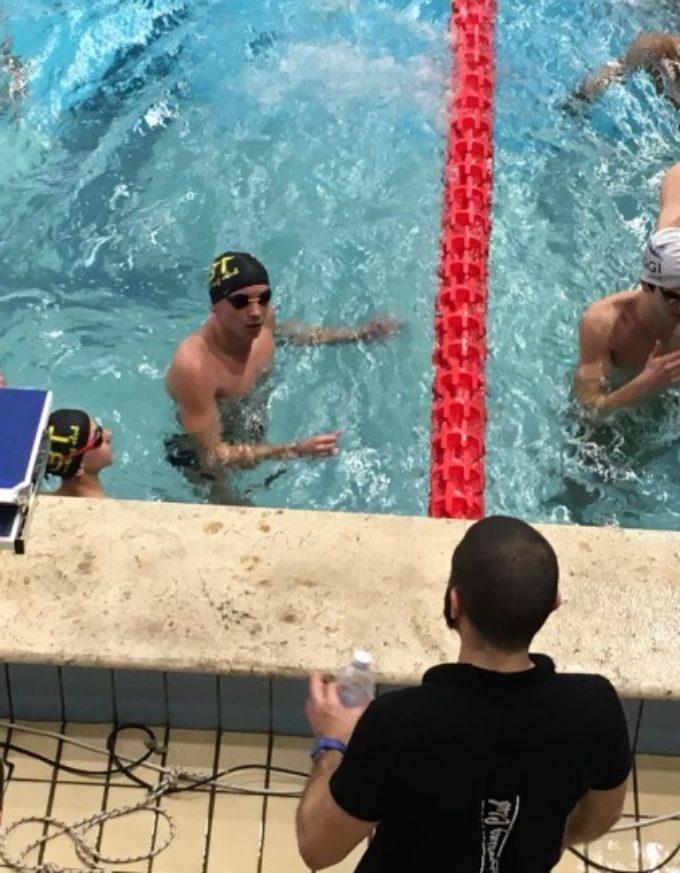 3T Frascati Sporting Village (nuoto), Ippoliti applaude i tre partecipanti ai campionati regionali