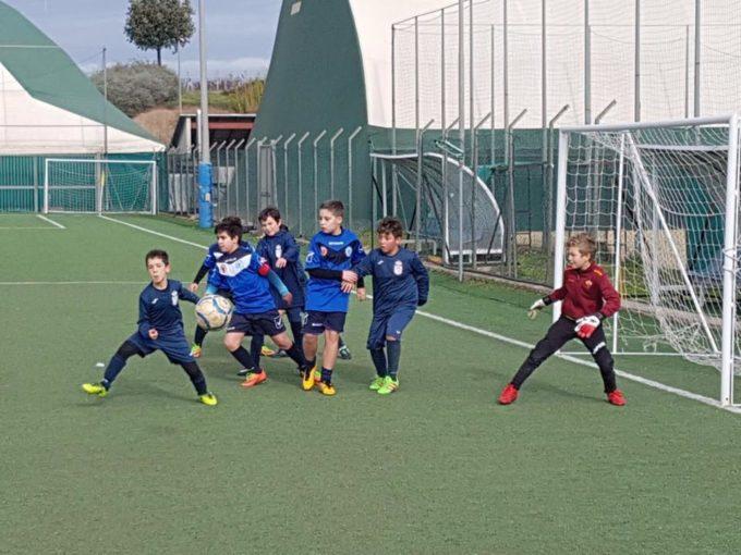 Virtus Divino Amore, Renzi vota per la Scuola calcio: «Un'annata molto positiva»