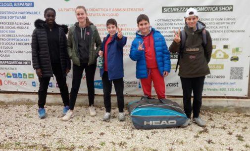 Tc New Country Club Frascati (tennis), domenica parte la serie C. Coppa Gabbiani alle fasi finali