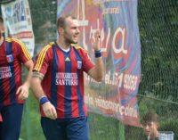 Rocca Priora calcio (I cat.), Halauca spinge il gruppo: «Siamo in zona Coppa Lazio, ci speriamo»