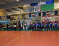 Pallavolo Campionato regionale serie c maschile 6 giornata di ritorno