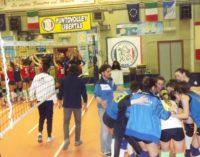 Pallavolo- Campionato regionale serie d femminile sesta giornata di ritorno