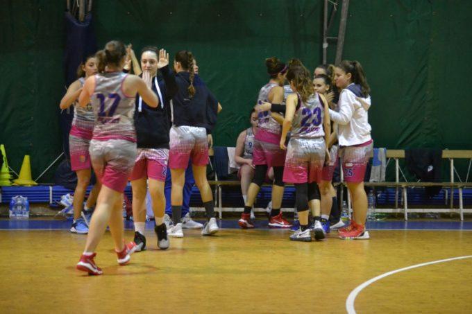 Club Basket Frascati, B femminile saluta play off. Martellino: «Ci sono comunque aspetti positivi»