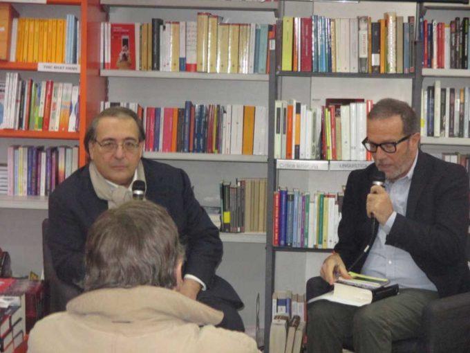 Roberto Napoletano alla Mondadori di Velletri
