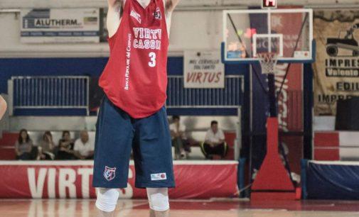 Basket: serie B; in casa Valmontone presentato ilnuovo acquisto Di Poce