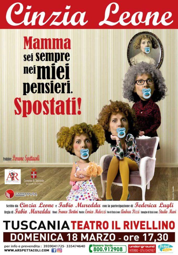 Al Rivellino il rapporto mamma-figlia visto da Cinzia Leone