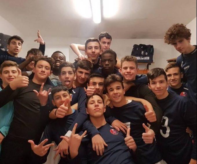 Casilina calcio (Giovanissimi prov.), Ricci: «Con l'Atletico Zagarolo una vittoria sofferta»
