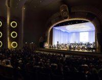 Gentiloni al primo concerto dell'orchestra di  SANTA CECILIA ad ABU DHABI